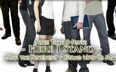 Here I Stand – (book)