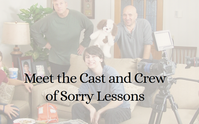 Meet the Cast and Crew of Sorry Lessons by Theater of Grace