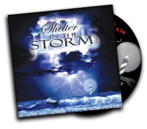 shelter in the storm hymn cd by the rain share cd audio